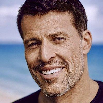 foto van Tony Robbins